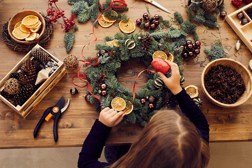 Loisirs créatifs DIY : pour des décorations de noël unique !